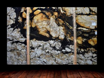Crema Royale Granite Slab