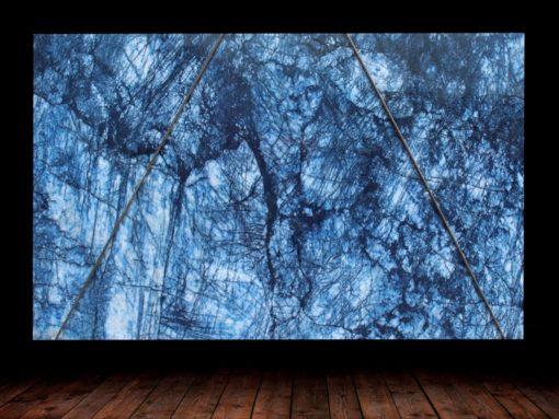 Cristallo Blue Prime Quartzite