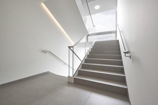 Dekton Strato Stair Floors