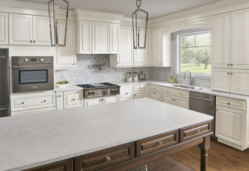 Dolce LG Viatera Quartz Kitchen Countertops
