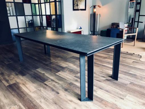 Fossil Dekton Table Countertop