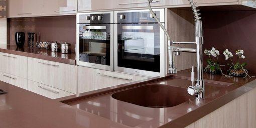 Gedatsu Silestone Quartz Kitchen