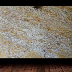 Golden Pilsen Granite Slab