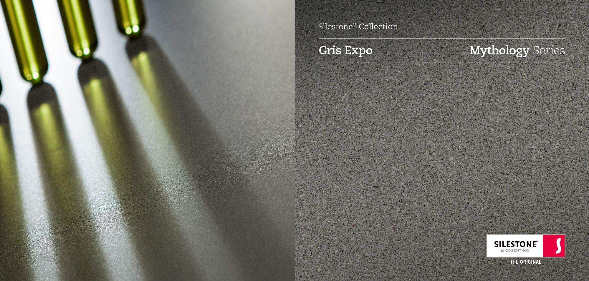 Gris Expo Silestone Quartz Silestone countertops