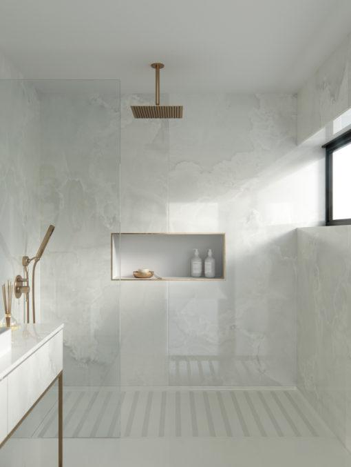 Helena Shower Countertops Walls