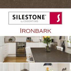 Iron Bark Silestone Quartz
