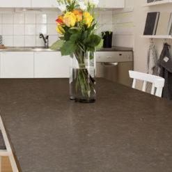 Iron Bark Silestone Quartz Kitchen1