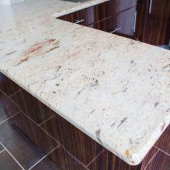 Ivory Brown Granite Kitchen1