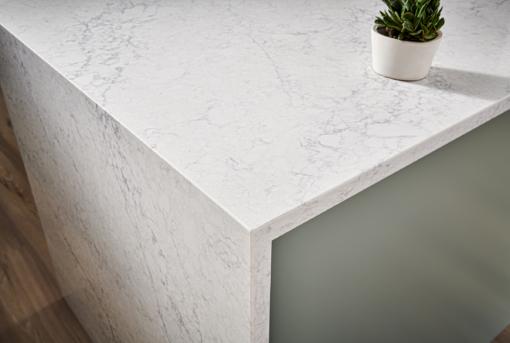 Karis LG Viatera Quartz Kitchen Countertops