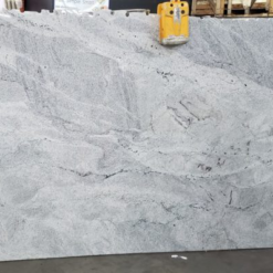 Kashmir White New Granite Slab