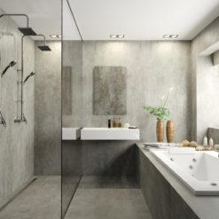 Keon Dekton Bathroom Countertops