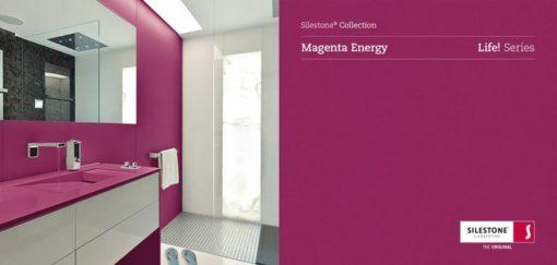 Magenta Energy Silestone Quartz