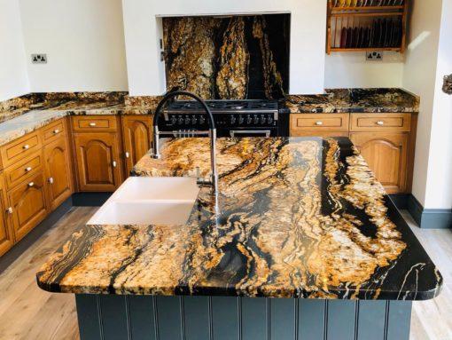 Magma Gold Prime Granite Kit