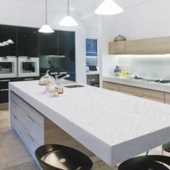 Mira Quantum Quartz Kitchen