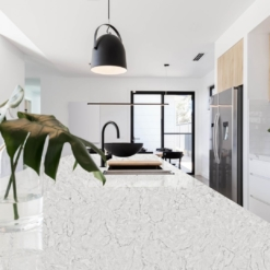 Mira Quantum Quartz Kitchen Countertops