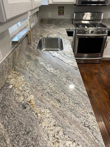 Nevaska Granite Kitchen