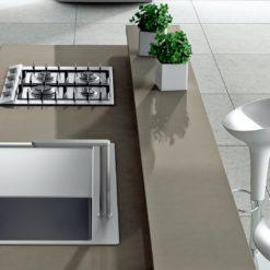 Noka Silestone Quartz Kitchen