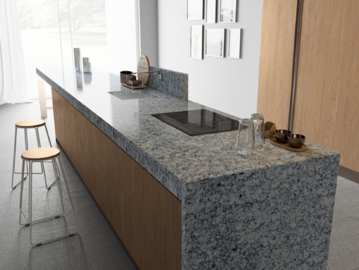 Octave LG Viatera Quartz Kitchen Countertops