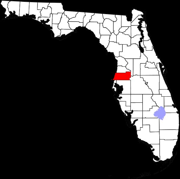 Pasco County Florida