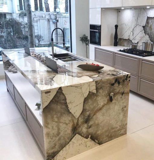 Patagonia Granite Kitchen