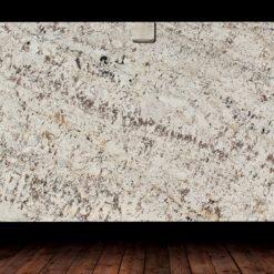 Persa White Granite Slab