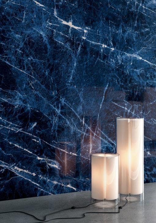 Precious Sodalite Infinity Porcelain Countertops