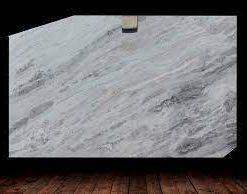 Python Grey Light Granite Slab
