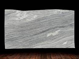 Python White Granite Slab