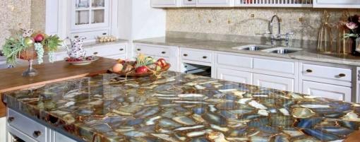 Sfumato Caesarstone Quartz Kitchen