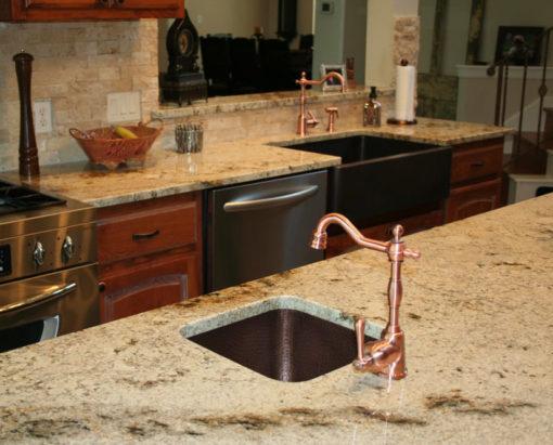 Sienna Beige Granite Kitchen1