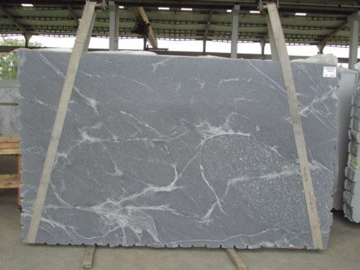 Silver Grey Honed Granite Slab1