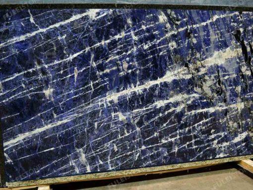 Sodalite Blue Top Granite Slab