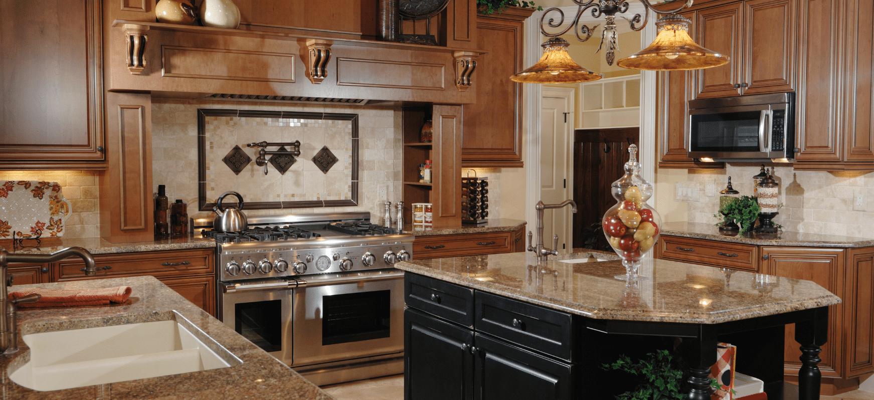 Granite Kitchen Countertops Natural Stone Countertops