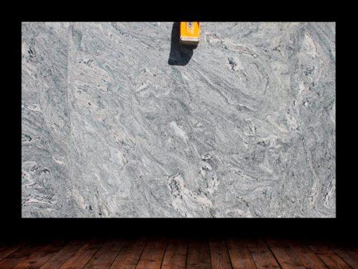 Thunder White Granite Full Slab