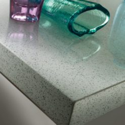 White Diamond Silestone Quartz Counter1