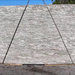 White Omala Granite Slab