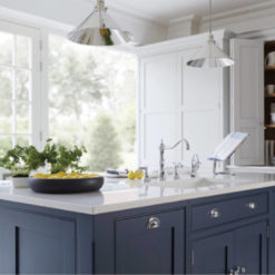 Yukon Blanco Silestone Quartz Kitchen1