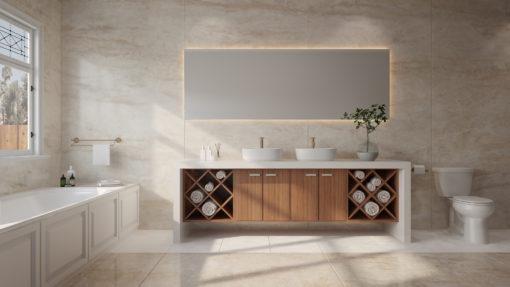 Zenith Dekton Bathroom Countertops