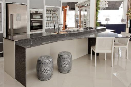 Zirconium Silestone Quartz Kitchen1