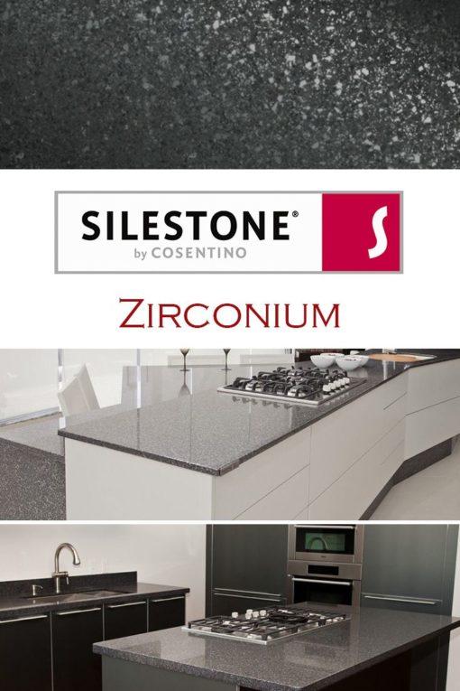 Zirconium Silestone Quartz Sample1