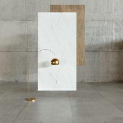 Ethereal Glow Silestone Quartz moodboard