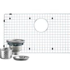 BLANCO Veradia 32x18 Sink Grid and Strainer Basket